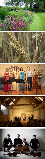 The Barn Concerts Bedfordshire